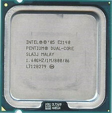 SLA3J Intel Pentium Dual Core E2140 1.6GHz/1M/800MHz Socket 775 Processor
