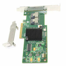 LSI 9240-8i IBM M1015 8-port SAS SATA LSI00200 Server RAID Controller Card