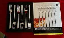 WMF Bistro Cake Forks 18/10  Stainless Steel  Set of 6
