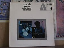 CLAUDE DELCLOO ARTHUR JONES, AFRICANASIA - LP 529.306