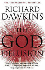 The God Delusion, By Richard Dawkins,in Used but Acceptable condition