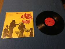 THE BEATLES A HARD DAY'S NIGHT  Foreign Asian FL-1122 FIRST record album LP