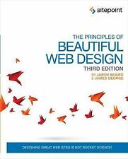 The Principles of Beautiful Web Design by Jason Beaird and James George (2014, P