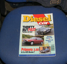 DIESEL CAR ISSUE 48 SEPTEMBER 1992 - SEAT TOLEDO 1.9D CL/FORD TRANSIT SWB AUTO