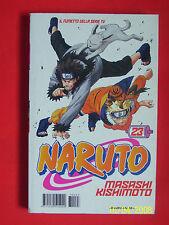 NARUTO- IL MITO-  SERIE ROSSA-  N° 23- DI:MASASHI KISHIMOTO-MANGA PANINI COMICS
