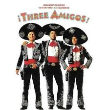 Three Amigos - Soundtrack - Elmer Bernstein (NEW CD)