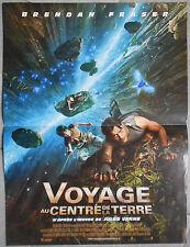 Affiche VOYAGE AU CENTRE DE LA TERRE Eric Brevig BRENDAN FRASER 40x60cm