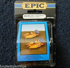 1991 Epic Eldar Deathstalker PRISMA Cannon Games Workshop WARHAMMER 6mm 40k Nuovo di zecca con scatola
