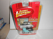 Johnny Lightning Classic Gold 1980 TOYOTA  BJ40 LAND CRUISER  TRUCK bin(10)