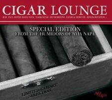 CIGAR LOUNGE: SPECIAL LATIN CHILL EDITION (NEW CD)