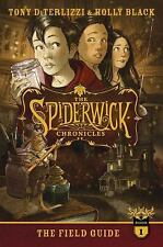 The Field Guide (The Spiderwick Chronicles)-ExLibrary
