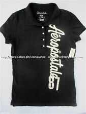 67% OFF! AUTH AEROPOSTALE 87 VERTICAL JERSEY POLO SHIRT MEDIUM BNW US$ 24.5+