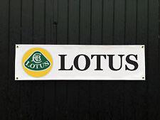 Lotus Banner para garaje/taller de coche/artículo promocional Banners Personalizados
