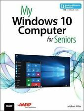 My...: My Windows 10 Computer for Seniors by Michael Miller (2015, Paperback)