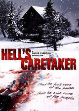 Hell's Caretaker (DVD, 2014) Brand New Horror Thriller