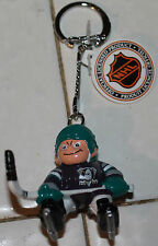 VINTAGE 1988 ANAHEIM MIGHTY DUCKS LIL SPORTS BRAT DISNEY PURPLE JERSEY KEYCHAIN