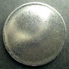 BLANK UnStruck Washington Quarter Planchet US Coin LOT 2/100 Auctions NO RESERVE
