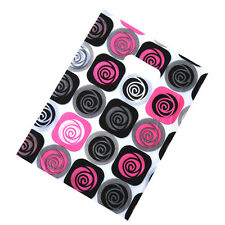 500pcs New Wholesale Rose Red Plastic Carrier Bags Black Color Dots Pattern D