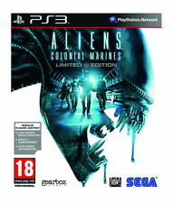 NEW Aliens: Colonial Marines -- Limited Edition (Sony PlayStation 3) PS3 Game