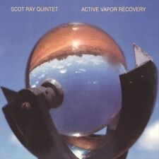 Active Vapor Recovery by Scot Ray (CD, Mar-2005, Cryptogramophone) NO SCRATCHES