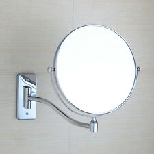 Newly Wall Mounted Double-Sided Normal and Magnifying Makeup Cosmetic Mirror