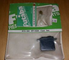 GENUINE FUTABA FGS-35S & FCS 35S CASE AND GEAR SET new in bag