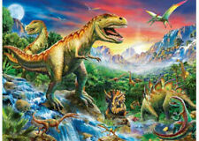 Ravensburger 100 XXL Piece Time of the Dinosaurs Jigsaw Puzzle