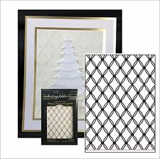 COUTURE CREATIONS Embossing Folders TIED TOGETHER  embossing folder A2 wedding
