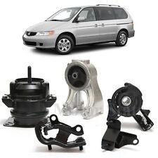 99-04 Honda Odyssey Front Rear Right Engine Motor & Trans Mounts Kit 5P G178