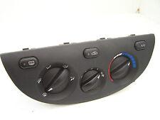 Chevrolet Tacuma (2005-2008) Heater controls
