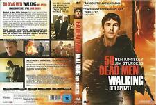 50 Dead Men Walking - Der Spitzel / Ben Kingsley / DVD / #8658