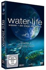 WATER LIFE WASSER DIE WIEGE DES LSBENS STAFFEL 2 DVD SCHNELLER VERSAND NEU & OVP