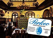Heidelberg , Perkeo Restaurant ,Ansichtskarte,  gelaufen