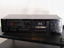 JVC TD-X201J stereo cassette deck - made in Japan