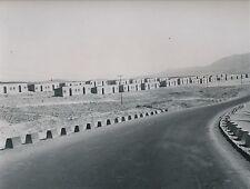 VERS QAZVIN c. 1960 - Maisons pour Victimes des Tremblements  Iran - Div 6324