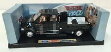 "F650 SUPER CREWZER FORD 4 CREW CAB DUALLY~ truck pickup MOTOR MAX~ 1/24~ 10"" in"