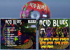 Tolo Marton (ex Le Orme) - Acid Blues (2002) CD Very RARE