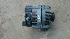 BMW E90 320d N47 DIESEL ENGINE 180amp ALTERNATOR PT NO.12317802619