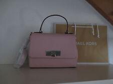 MICHAEL KORS MK Tasche CALLIE Handtasche Taschen Saffiano Blossom Rosa neu