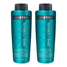 Osmo Deep Moisture HairShampoo & Conditioner 400ml Professional Home & Salon