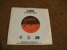 AC/DC/ Flick Of The Switch b/w Badlands/ Atlantic/ 1983/ Canada/ Promo/ RARE
