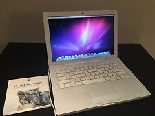 "2009 MacBook White 13"" A1181 2.13GHz/2GB RAM/160GB Hard Drive/Mac OS X"