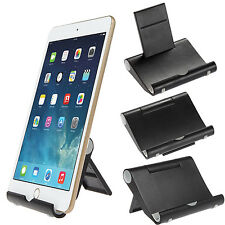 Smartphone und Tablet Ständer Universal Anker Halterung Handy Ständer Schwarz