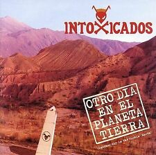 INTOXICADOS OTRO DIA EN EL PLANETA TIERRA SEALED CD NEW