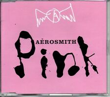 AEROSMITH - PINK - RARE 1997 PROMO CD SINGLE