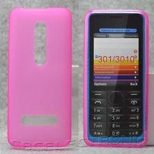 For Nokia 301 Matte TPU Gel skin Case Cover