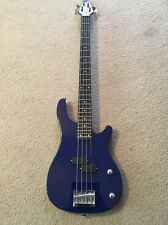 "Rogue Sx100b 4 String Bass Guitar ""d Tuner Slips"""