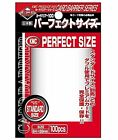 KMC Perfect Fit Full Size 2x Packs Card-Barrier Sleeves 100 ct Fits MTG ETC