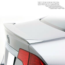 HONDA CIVIC 8 SEDAN 4DR P TYPE REAR TRUNK SPOILER WING 2011 ABS Ω