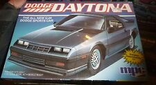 MPC Dodge Daytona G-24 VINTAGE 1/25 Model Car Mountain KIT FS V8 OPTION